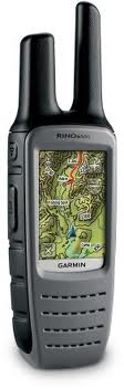 Best GPS for Hunting: Garmin Rino 655t