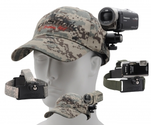 Video camera hunting