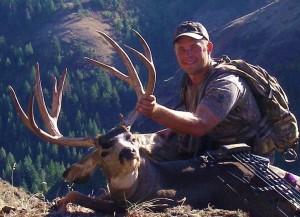 Early Season Bow Hunting tactics