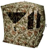 Deer Hunting Ground Blind