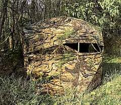 double best choose reviewed bull blind hunting how primos for blinds the money top deluxe to ground