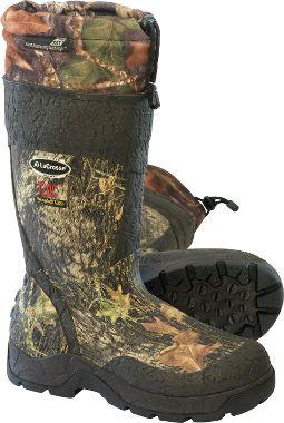 Wear proper boots