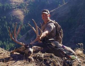 Stpot and stalk Deer Hunting