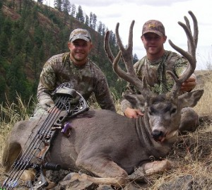 Archery Mule Deer Hunting